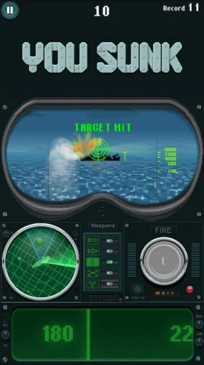 You Sunk - Submarine Game截图3