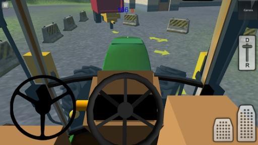 拖拉机仿真3D:青贮截图1