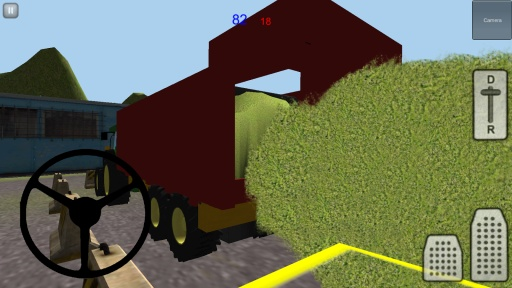 拖拉机仿真3D:青贮截图3
