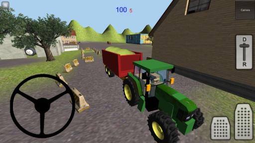 拖拉机仿真3D:青贮截图4