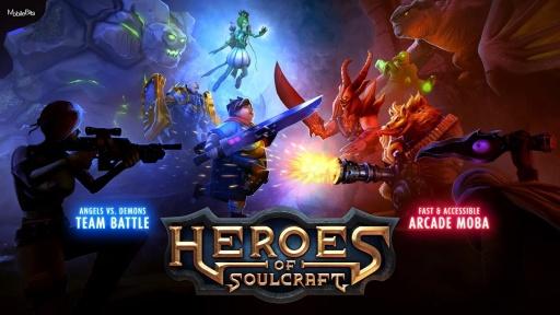 英雄灵魂争霸截图1