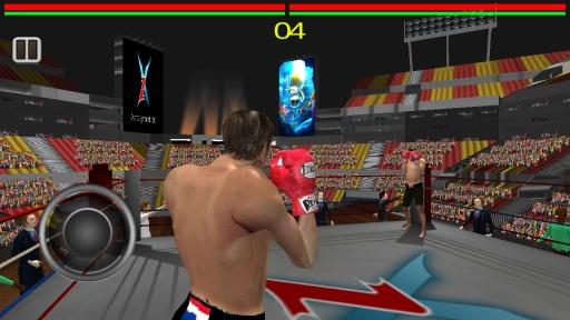 真正的3D拳擊打孔