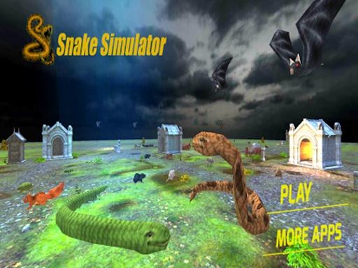 森蚺蛇模拟器截图0