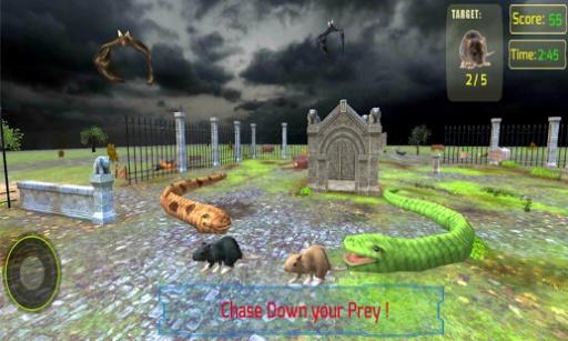 森蚺蛇模拟器截图3