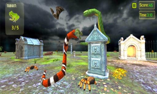 森蚺蛇模拟器截图4