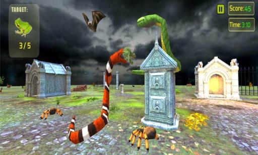 森蚺蛇模拟器截图5