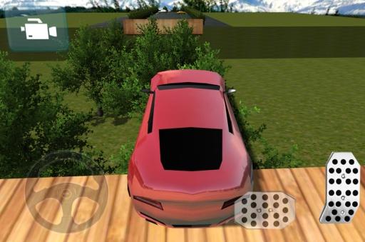 停车 - 汽车模拟器