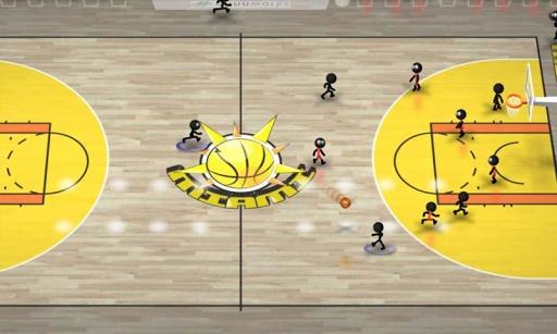 火柴人篮球截图1