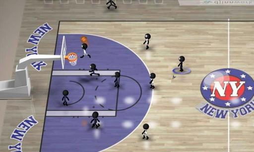 火柴人篮球截图4