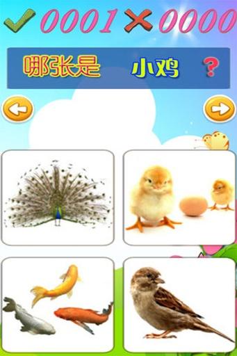 儿童学动物游戏截图2