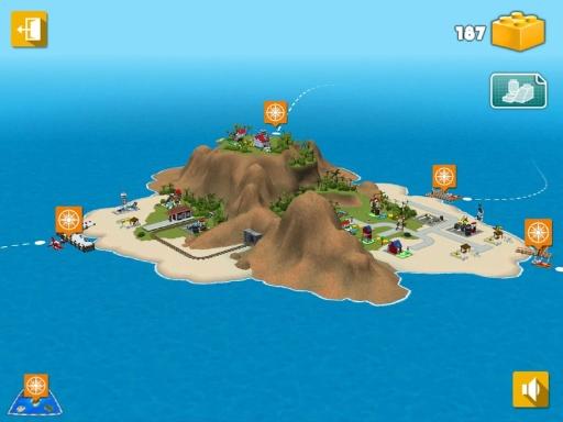 乐高创意百变岛截图2