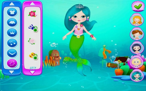 美人鱼公主截图1