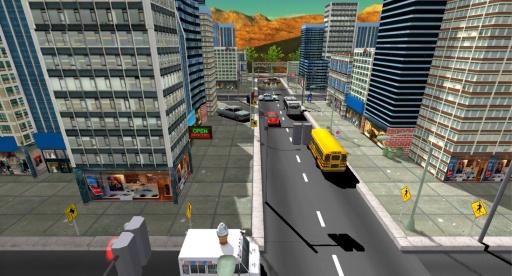 Bus Simulator Pro截图2