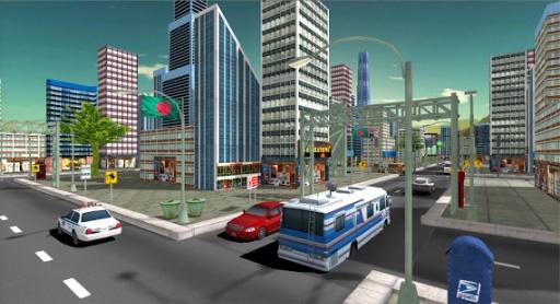 Bus Simulator Pro截图3