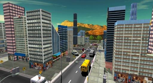 Bus Simulator Pro截图5