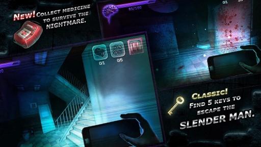 Slender Man Origins 3 Free截图0