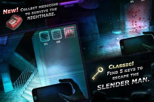Slender Man Origins 3 Free截图4