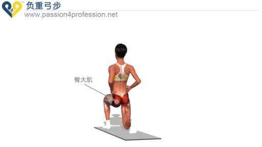腿部锻炼和运动——男女健身