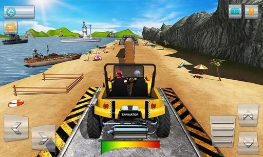 绝技沙滩车3D之狂躁沙漠