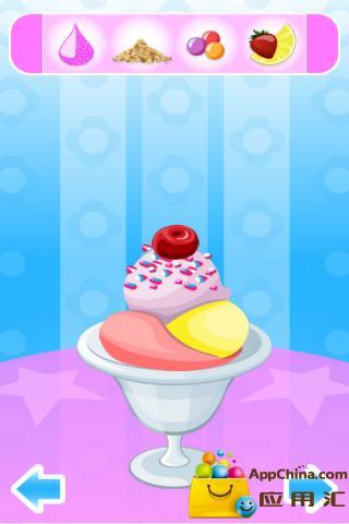 Ice Cream Kids - Cooking game截图3