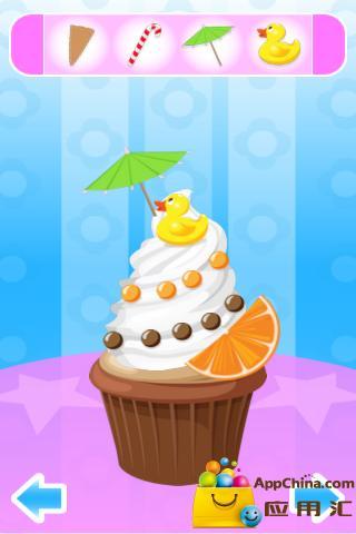 Ice Cream Kids - Cooking game截图4