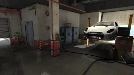 Fix My Car: Garage Wars! LITE截图0