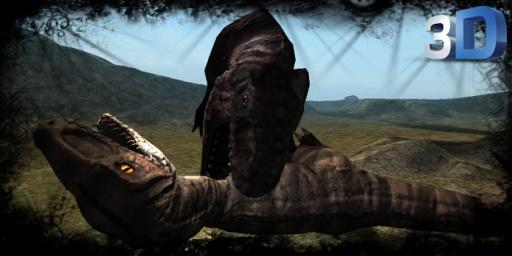侏罗纪霸王龙:恐龙