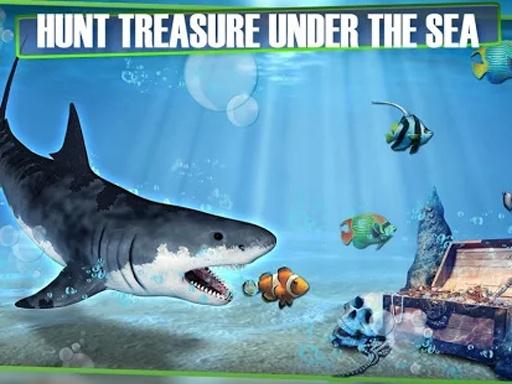 鲨鱼攻击复仇辛截图0