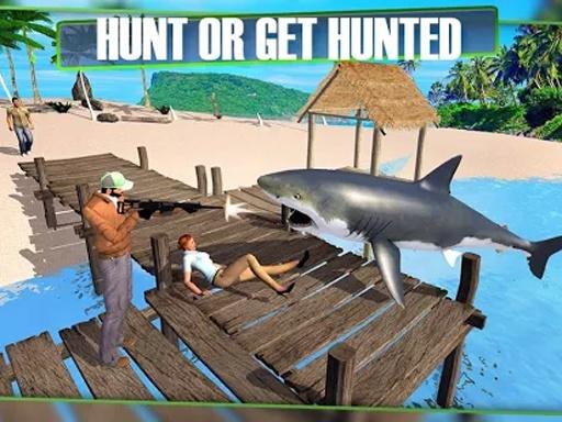 鲨鱼攻击复仇辛截图1