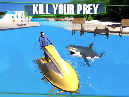 鲨鱼攻击复仇辛截图3