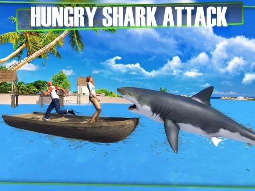 鲨鱼攻击复仇辛截图4