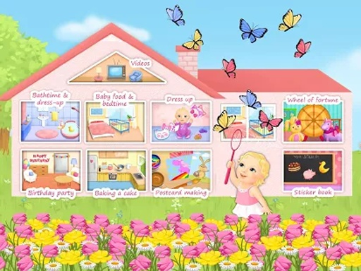 Sweet Baby Girl Dream House 2截图3
