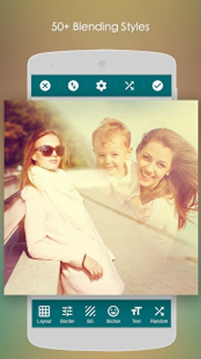 Blender Camera: Photo Blender截图4