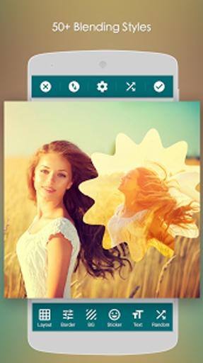 Blender Camera: Photo Blender截图5
