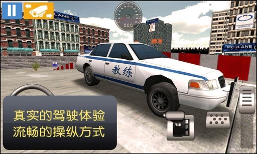 驾考模拟3d截图1