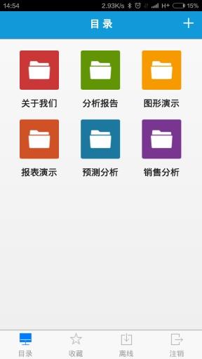 Smartbi电子表格