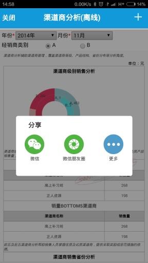 Smartbi电子表格截图3
