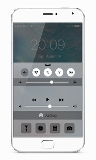 Lock Screen OS9 - Phone 6s截图2