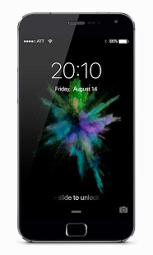 Lock Screen OS9 - Phone 6s截图3