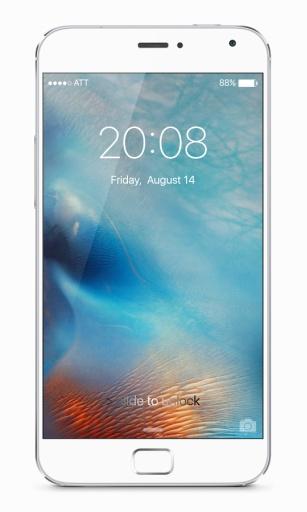 Lock Screen OS9 - Phone 6s截图5