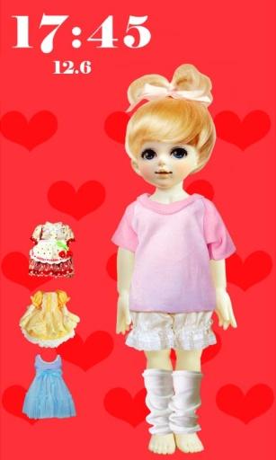 芭比娃娃主题解锁(桌面锁屏壁纸)
