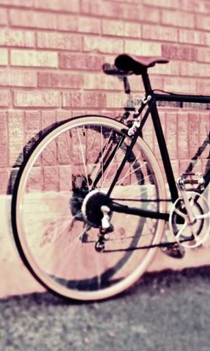 单车恋人主题(桌面锁屏壁纸)截图3
