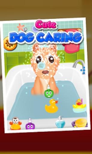 可爱的小狗照顾3 - 儿童游戏