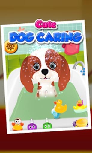可爱的小狗照顾4 - 儿童游戏截图1