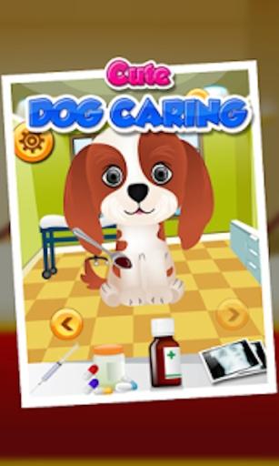 可爱的小狗照顾4 - 儿童游戏截图2