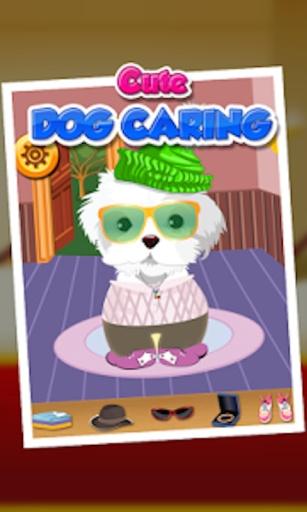 可爱的小狗照顾4 - 儿童游戏截图4