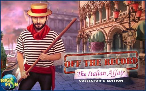 内部档案:意大利事件 完整版截图2