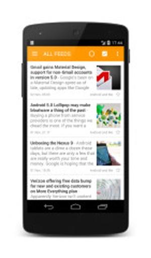 简洁RSS客户端