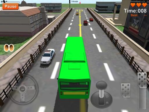 停车大师3D 大巴车截图1
