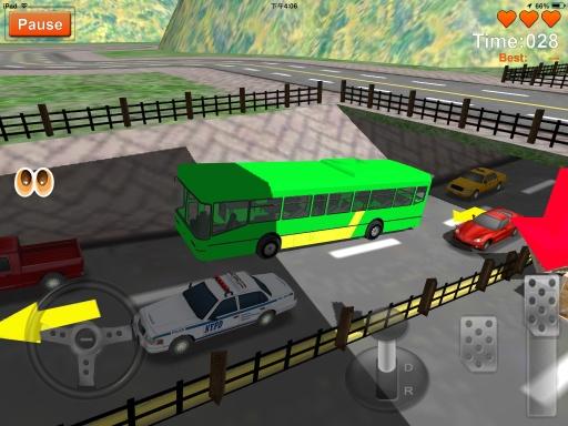 停车大师3D 大巴车截图2